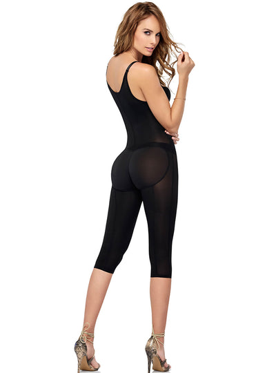 Curveez Braless Full Body Capri