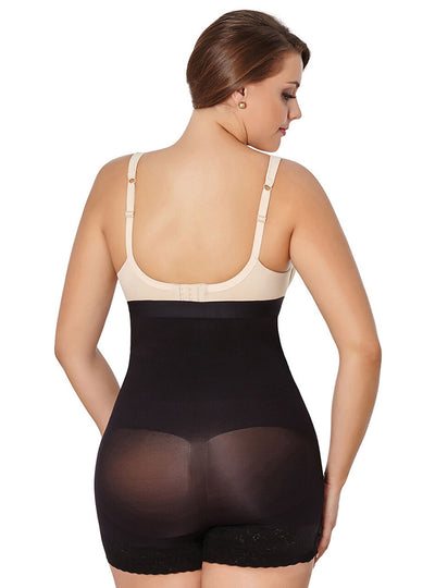 Co'Coon Plus Thermal Zipper Girdle Panty