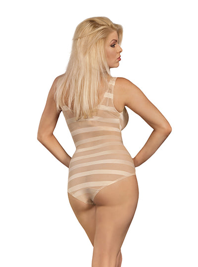 Noir by EuroSkins Open Bust Body Shaper