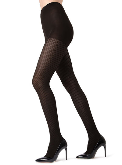 MeMoi Chevron Tights