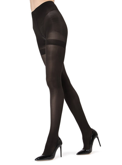 MeMoi Perfectly Opaque Shaper Tights