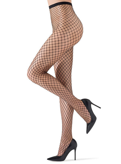 MeMoi Maxi Net Tights