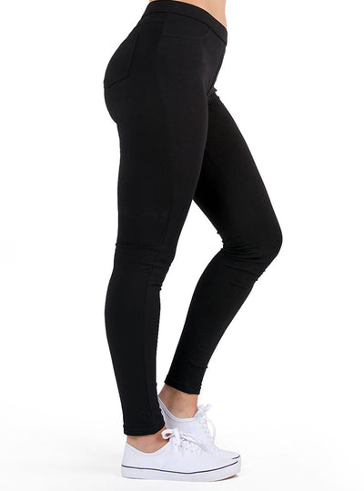 MeMoi French Terry Leggings