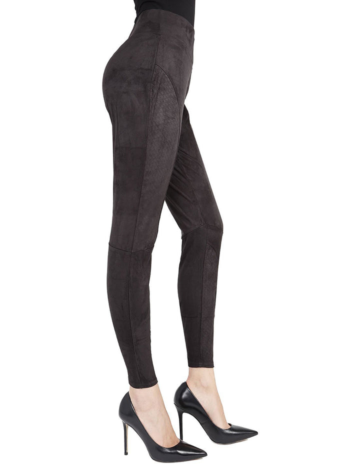 MeMoi Ante Suede Feel Shaping Legging