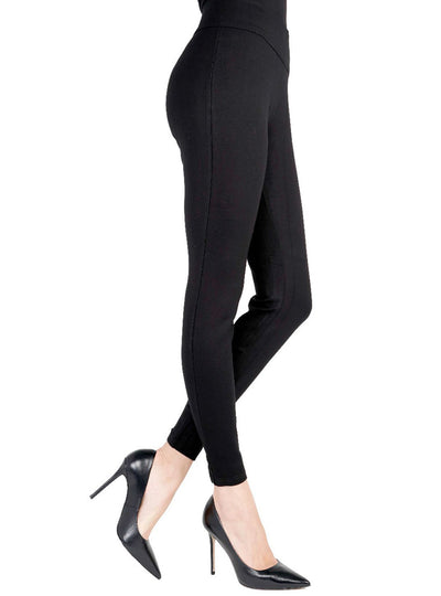 MeMoi The Standard Black Shaping Legging