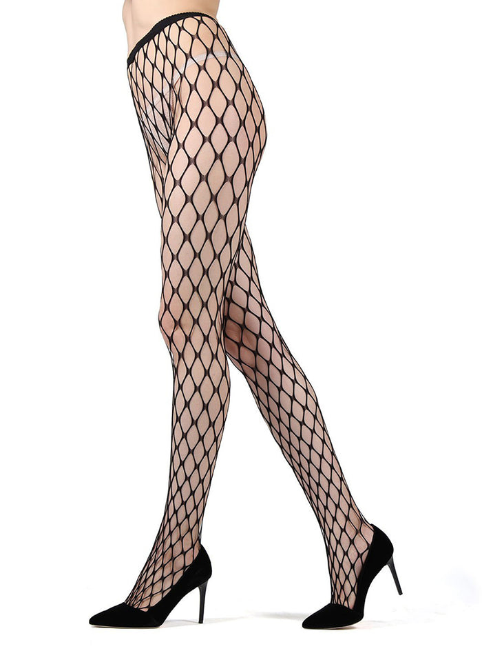 MeMoi Maxi Net Fishnet Tights