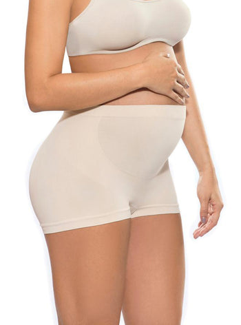 Annette Soft & Seamless Pregnancy Boy Short