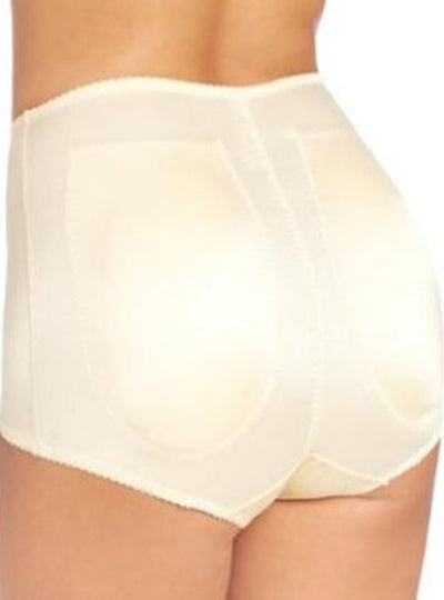 Rago Panty Brief Light Shaping/Removable Pads