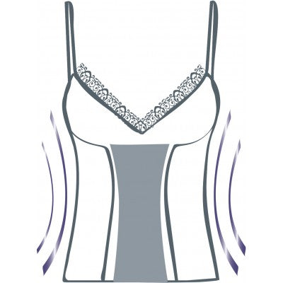Body Hush Glamour Sensual Slimming Camisole