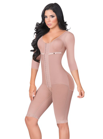 Jackie London Long Body Shaper with Brassier