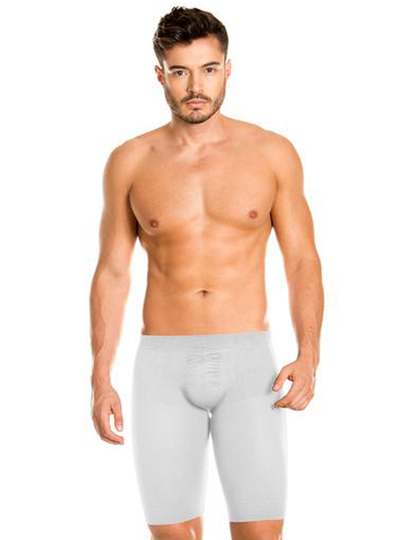 Laty Rose Long Boxer Briefs Butt Lifter For Men