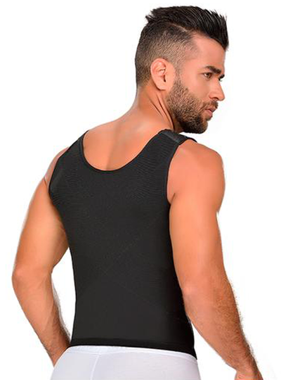 Fajas M & D Compression Shaper Shirts for Men