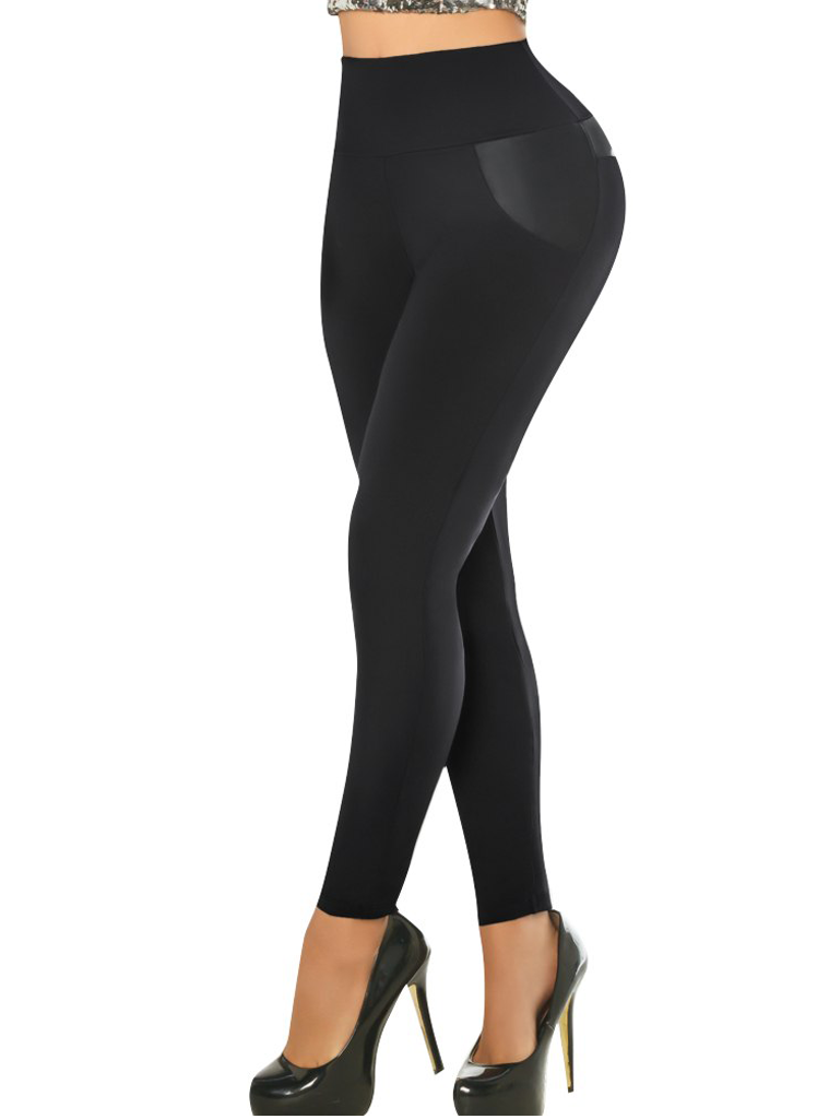 Aranza Women S Butt Lifting Leggings High Waisted With Body Shaper Ins Shapewear Usa