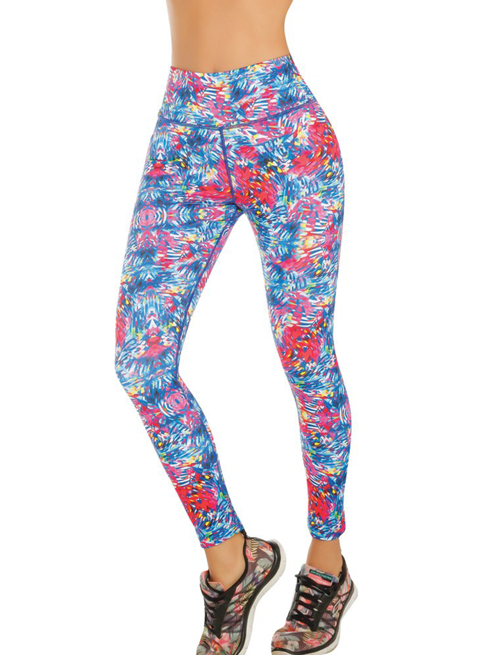 Aranza Sports Leggings Colombianos Valencia