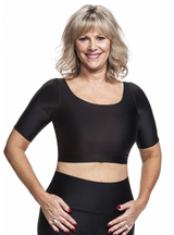 Wear Ease Compression Crop Top