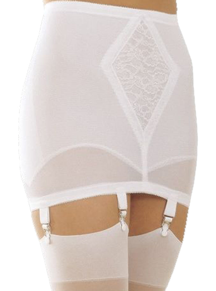 Rago Extra Firm Open Bottom Girdle
