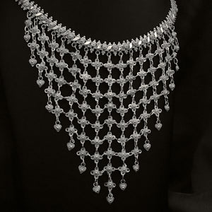 Blanc • Cascade V Necklace