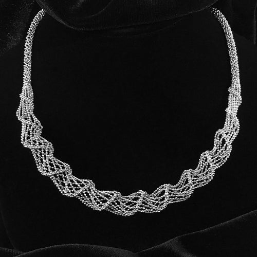 Lace • Classic Lao Lace Twist Necklace