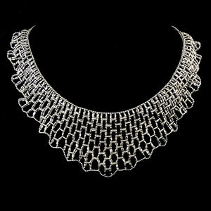 Lace • Classic Lao Lace Lume Necklace