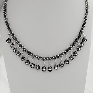 Noir • Classic Dancer's Necklace