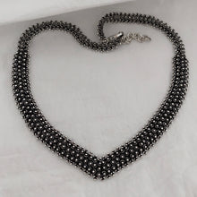 Noir • Classic Princess V Necklace in Small