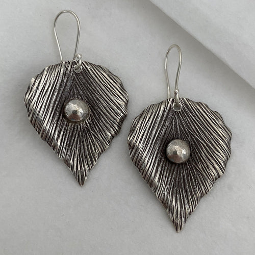 Hill Tribe • Akha Lily Earrings