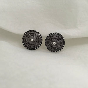 Noir • Prabang Queen Stud Earrings