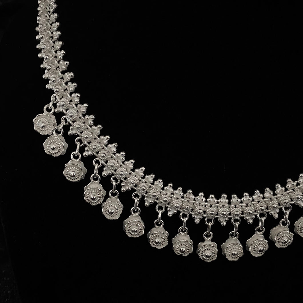 Blanc • Champa Dancer's Necklace