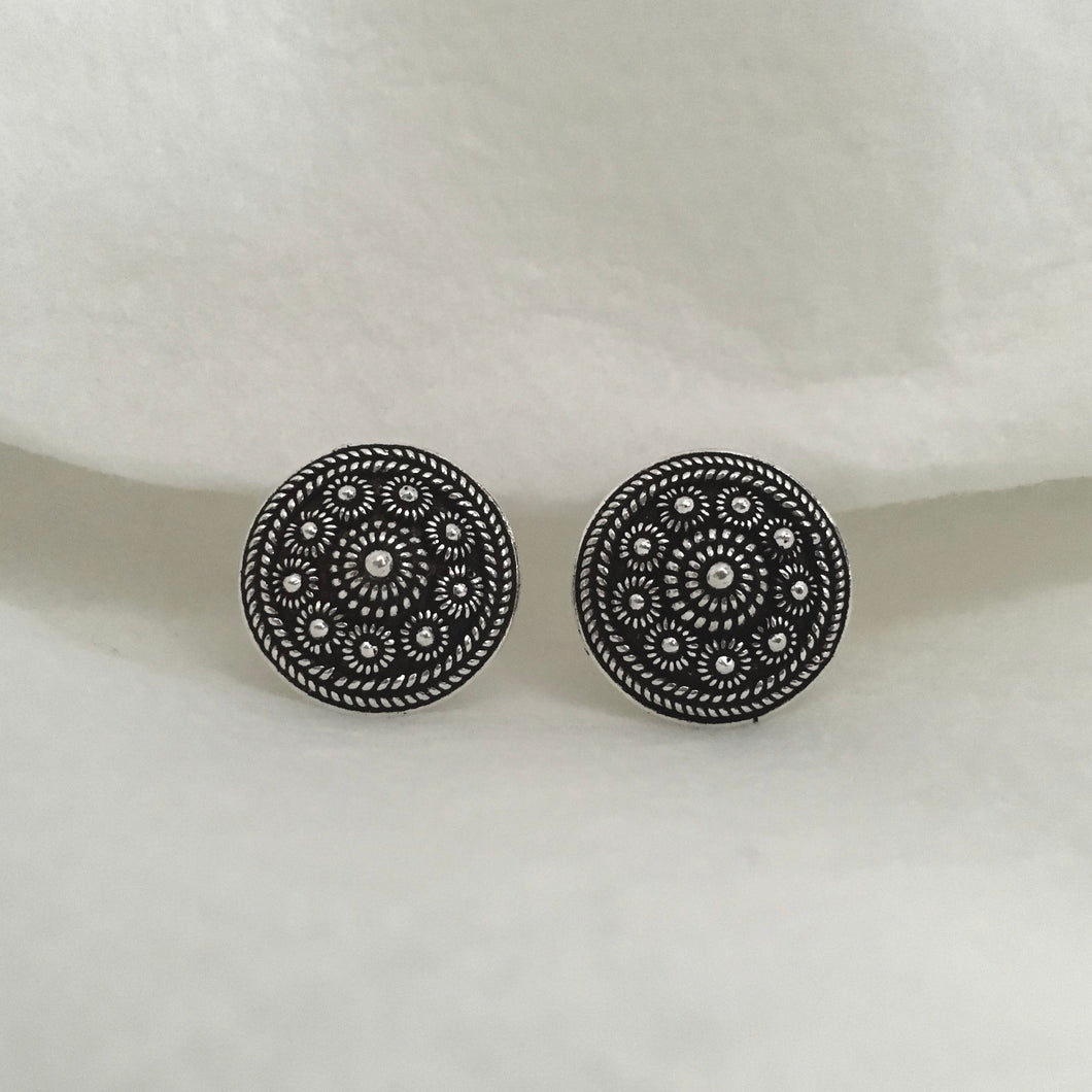 Noir • Donbury Stud Earrings