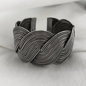 Hill Tribe • The Naga Braid Cuff
