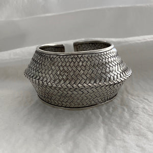 Hill Tribe • Champa Point Weave Cuff