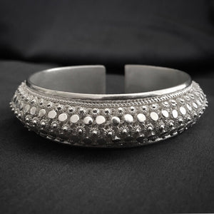 Blanc - Prabang Moon Maria Cuff in Small