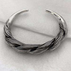Hill Tribe • Akha Braid Bangle