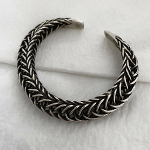 Hill Tribe • Akha Weave Bangle