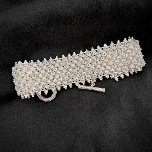 Blanc • The Grand Phikoun Bracelet