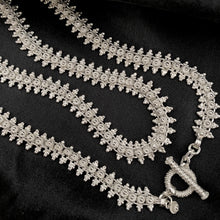 Blanc • Classic Naga Necklace in Small