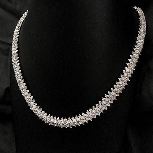 Blanc • Classic Naga Necklace in Medium
