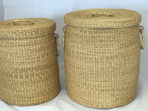 Laundry Hamper - Natural