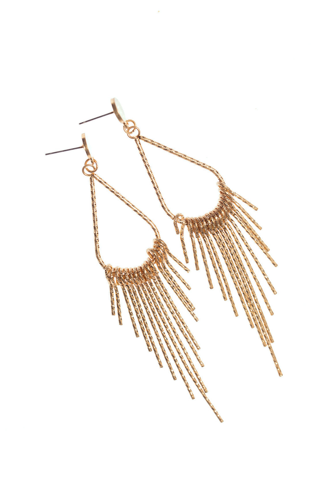 Tear Drop Tassels