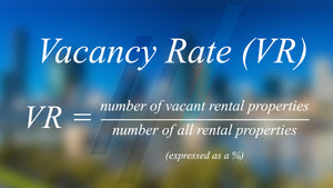 What is the Vacancy Rate?