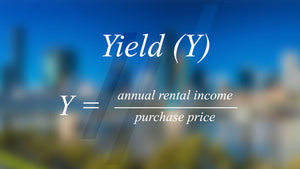 What is yield and why is it important?