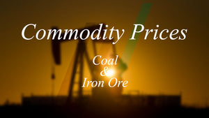 Commodity Price Movement (Coal/Iron Ore)