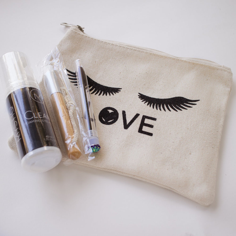 Eyelash Extension Aftercare Kit