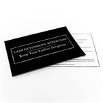 PROTECT Aftercare Card (Pack of 25)