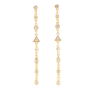 Deco Style Long Dangles