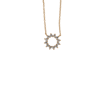 Blooming Flower Necklace