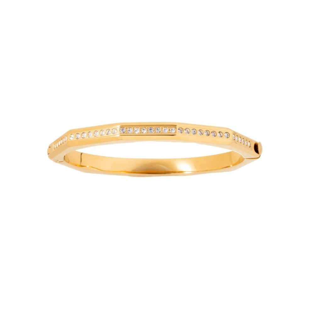 CZ Paved Bangle
