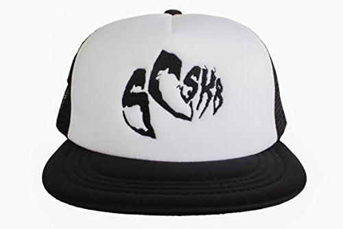 SCSK8 Grime Embroidered Trucker Hat Snapback