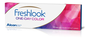 Freshlook One-Day Colour (10 Pack)