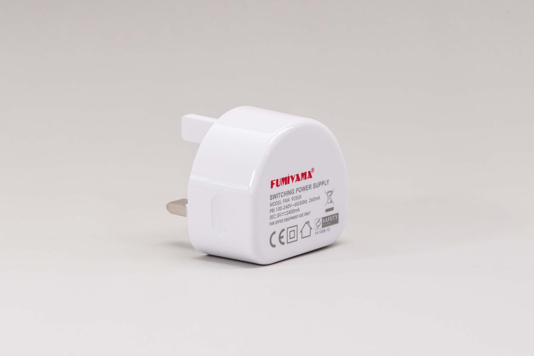 USB Plug (3-pin, UK) FMA 925 - Fumiyama